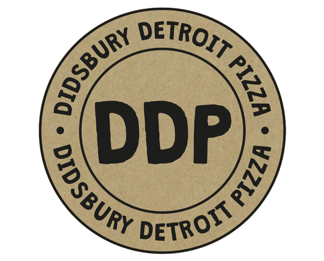Didsbury Detroit Pizza Logo